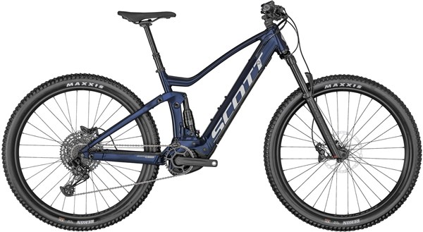 Scott Strike eRIDE 940 2022 - Electric Mountain Bike