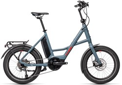 """Product image for Cube Compact Hybrid Sport - Nearly New - 20"""" 2021 - Electric Hybrid Bike"""