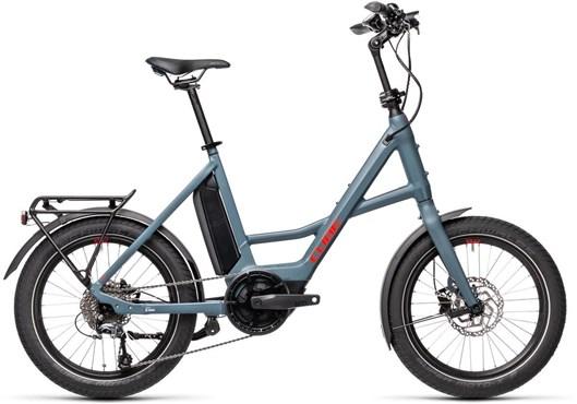 "Cube Compact Hybrid Sport - Nearly New - 20"" 2021 - Electric Hybrid Bike"