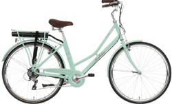 "Pendleton Somerby E Womens Mint - Nearly New - 19"" 2021 - Electric Hybrid Bike"