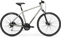 Merida Crossway 100 - Nearly New - L 2021 - Hybrid Sports Bike