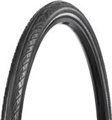 Nutrak Zilent+ with Puncture Belt and Reflective Stripe 700c City / Trekking Tyre