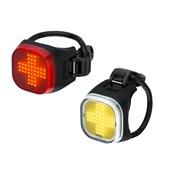 Knog Blinder Mini Cross USB Rechargeable Light Set