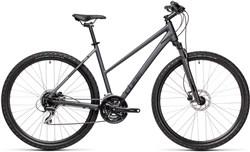 Cube Nature Womens - Nearly New - 50cm 2021 - Hybrid Sports Bike