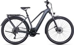 Cube Kathmandu Hybrid One 500 Trapeze - Nearly New - M 2022 - Electric Hybrid Bike