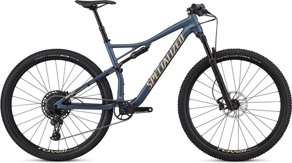 Specialized Epic Comp Hardtail 29er 2020 Grey Blue Ghost Pearl/blue   mountainbike