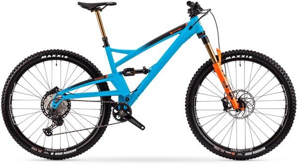 "Orange Stage EVO SE 29"" Mountain Bike 2022 - Trail Full Suspension MTB"
