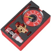 Product image for Silca Super Pista Ultimate Replacement Gauge Kit 160psi