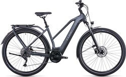 Product image for Cube Kathmandu Hybrid One 500 Trapeze - Nearly New -  S 2022 - Electric Hybrid Bike