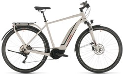 Product image for Cube Touring Hybrid Pro 500 - Nearly New - 54cm 2020 - Electric Hybrid Bike