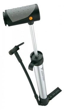Topeak Mountain Morph Hand Pump With Foot Support