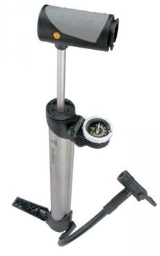 Topeak Turbo Morph G Mini Hand Pump With Gauge