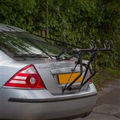 Saris Sentinel 2-Bike Car Boot Rack - 2 Bikes