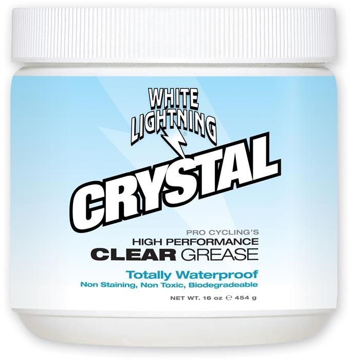 White Lightning Crystal Clear Grease | Rengøring og smøremidler