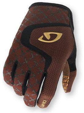 Madison Rivet Long Finger Cycling Gloves