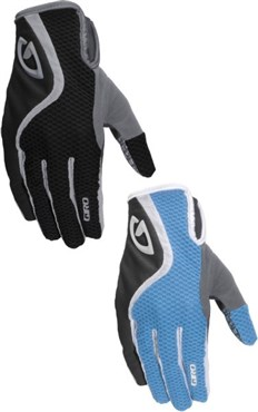Giro Loma Womens 2009 - long fingered cycling gloves