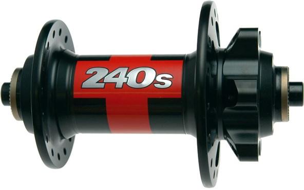 DT Swiss 240s 6-bolt 32 Hole Front Disc Hub