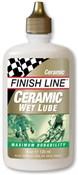 Product image for Finish Line Ceramic Wet 60 ml Lubricant Bottle