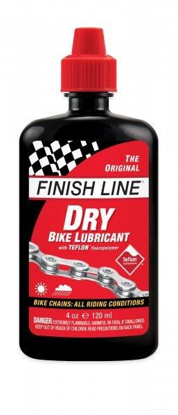 Finish Line Teflon Plus Dry Lubricant | polish_and_lubricant_component