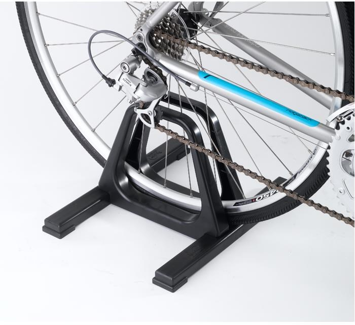Gear Up Grandstand Single Bike Floor Stand   bike_storage_hanger_component
