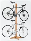 Product image for Gear Up OakRak Freestanding 2 To 4-Bike Rack
