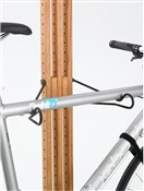 Gear Up OakRak Freestanding 2 To 4-Bike Rack
