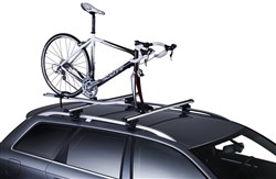 Thule 561 Outride Disc Brake Fork Mount Cycle Carrier - 1 Bike