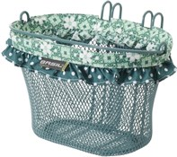 Basil Jasmin Kids Front Oval Bike Basket