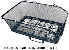 Product image for Basil California XLarge Rear Basket With Basco Mount