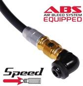 Lezyne HV Micro Floor Drive Pump V2 ABS
