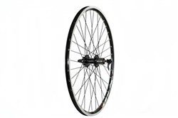 "Tru-Build 26"" Rear MTB Disc Wheel Mach1 MX Rim 8/9Speed Cassette QR"