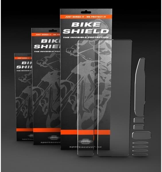 Bikeshield Frame Protection Film | Misc. Mudguards