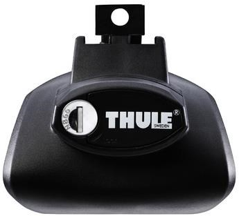 Thule 757 Railing Rapid System Foot Pack For Cars With Roof Rails