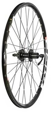 "Tru-Build 26"" MTB Rear Disc Wheel Mach1 MX Disc Specific Rim 6 Bolt Disc Hub 8/9 Speed"