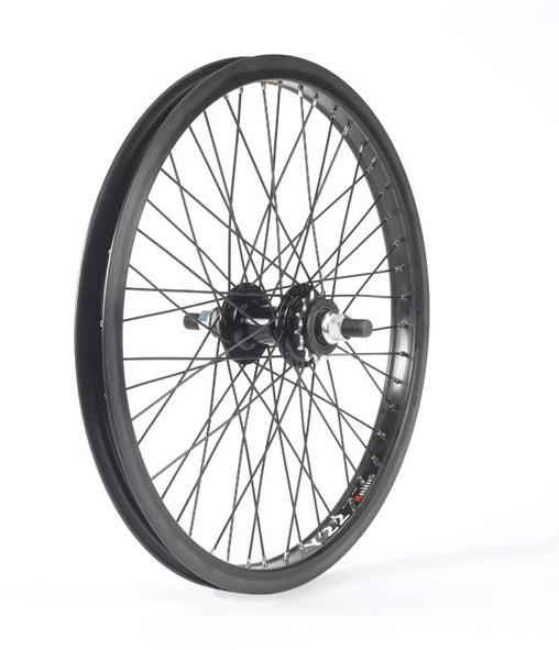 DiamondBack Low Flange Cassette BMX Rear Wheel | Hjulsæt