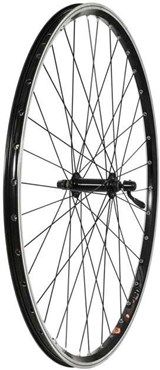 Tru-Build 700C Front Trekking Wheel Mach1 240 Double Wall Rim 36H QR