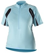Endura Rapido Womens Short Sleeve Cycling Jersey 2013