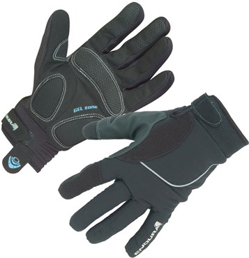 Endura Strike Womens Waterproof Long Finger Cycling Gloves SS16
