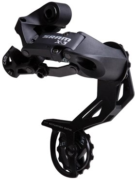 SRAM X3 Rear Derailleur - 7/8 Speed