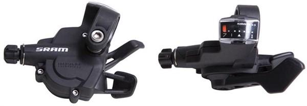 SRAM X3 7 Speed Trigger Shifters