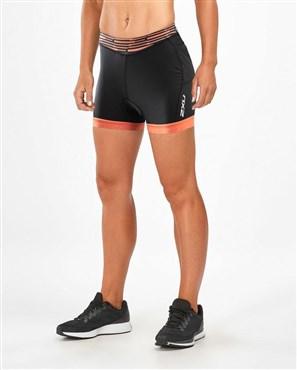 "2XU Active 4.5"" Womens Tri Shorts"