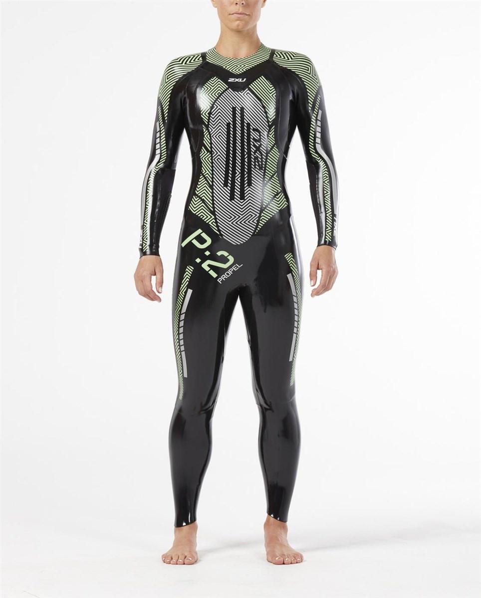 2XU P:2 Womens Propel Wetsuit | Tri-beklædning