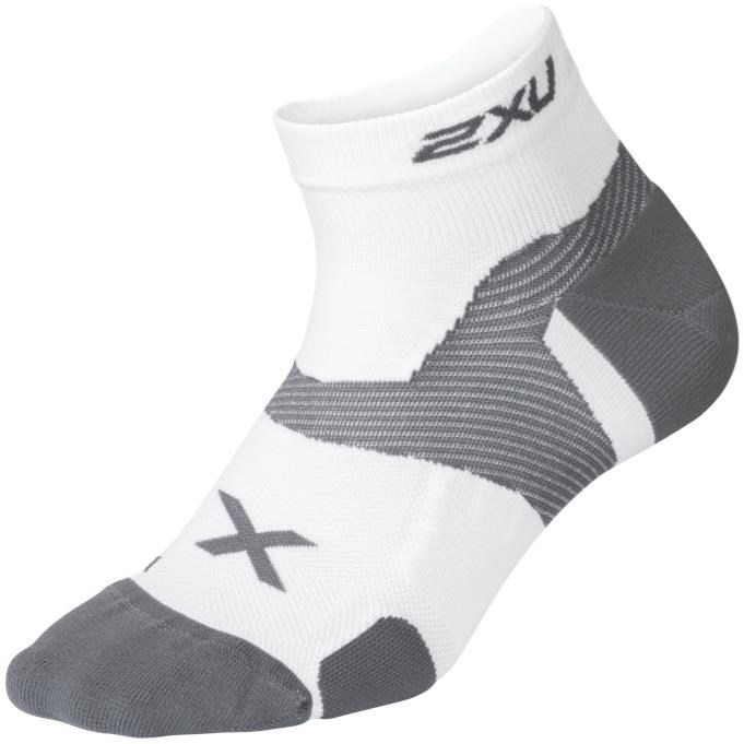 2XU Vectr Cushion 1/4 Crew Socks | Socks