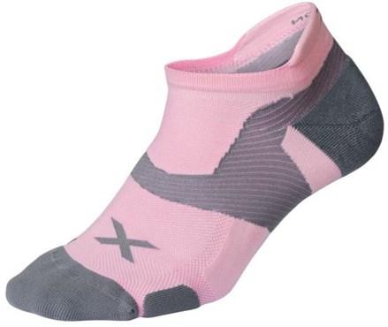 2XU Vectr Cushion No Show Socks | Strømper