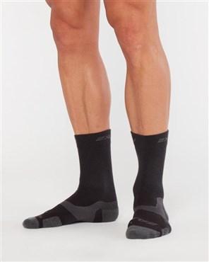 2XU Vectr Merino Crew Socks