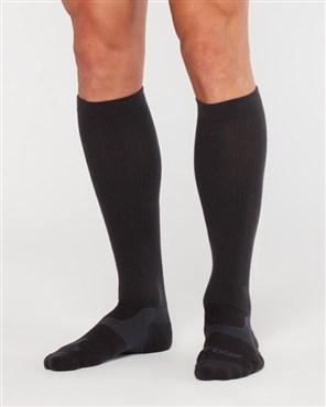 2XU Vectr Merino L.C Full Length Socks | Strømper