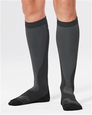 2XU Womens Compression Performance Run Socks | Compression