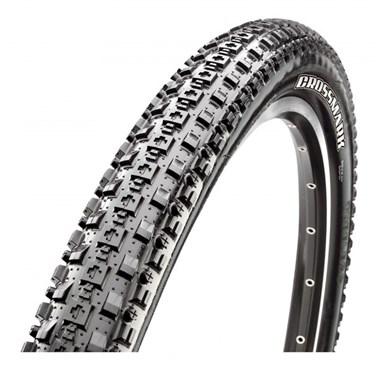 "Maxxis Crossmark Folding SW SilkWorm 26"" Off Road MTB Tyre"