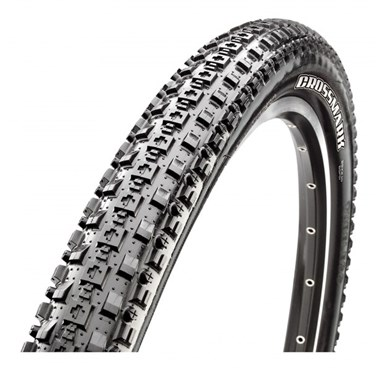 "Maxxis CrossMark Folding UST 26"" Off Road MTB Tyre"