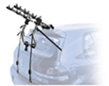 Peruzzo Verona Boot Fitting 3 Bike Car Carrier / Rack